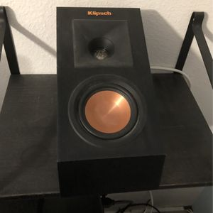 2 Klipsch Dolby Atmos Speaker's for Sale in Rio Rancho, NM
