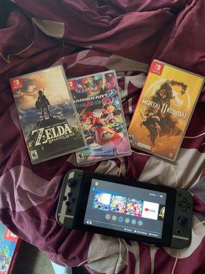 Nintendo Switch Smash Edition for Sale in Passaic, NJ