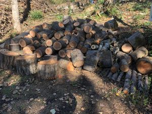 Firewood Rounds for Sale in Happy Valley, OR