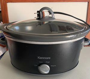 Kenmore Slow Cooker for Sale in Bakersfield, CA