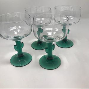 13 Cactus Margarita Glasses for Sale in Chandler, AZ