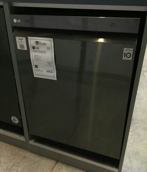 New LG Black Stainless Dishwasher w/ Stainless Steel Interior for Sale in Gilbert, AZ