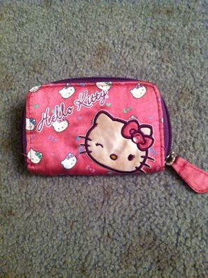 Hello Kitty wallet for Sale in Montgomery Village, MD