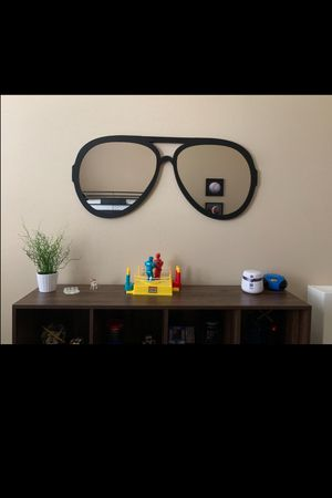 Zuo Modern Sunglass Mirror Black for Sale in Columbus, OH