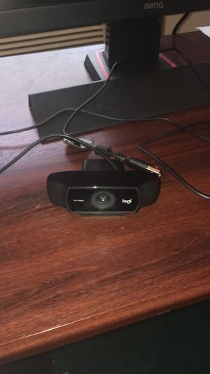 Logi webcam for Sale in WLKS BARR Township, PA