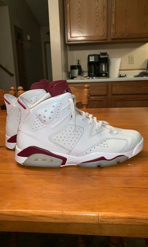 Jordan 6 Maroon Size 12 for Sale in Hilliard, OH