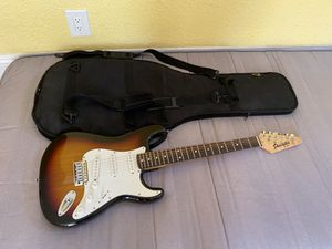 Starcaster Electic Guitar with Bag and Picks for Sale in Fremont, CA