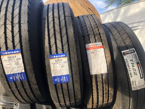 215/75R17.5 for Sale in Moreno Valley, CA