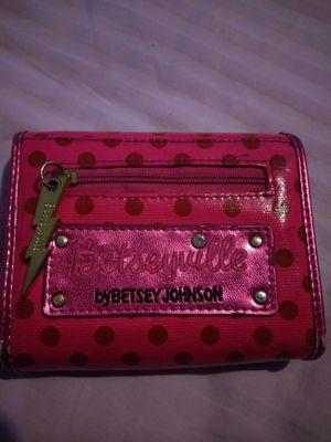 Betsy Johnson wallet for Sale in Salt Lake City, UT