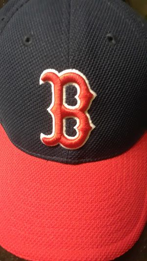 BOSTON REDSOCKS OFFICIAL MLB FITTED CAP for Sale in Clovis, CA