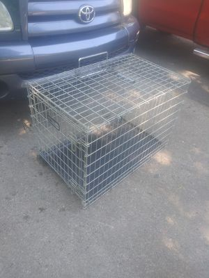 Large dog cage for Sale in Livonia, MI