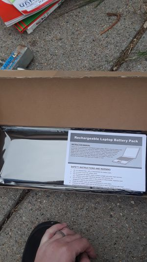 HP replacement battery NHP100.66P for Sale in Crab Orchard, WV