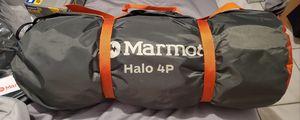 Marmot Halo - Tienda de campaña para 4 personas for Sale in Hialeah, FL