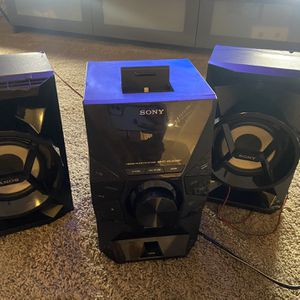 Sony Stereo System for Sale in Henderson, NV
