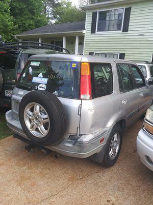 01 Honda crv for Sale in Lawrenceville, GA