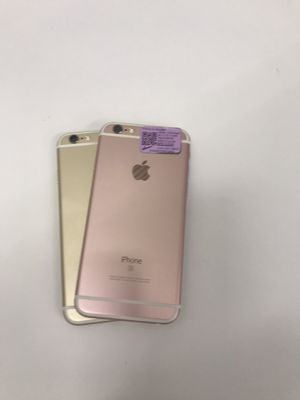 💧💧📱🔥iPhone 6s 16 pick up at factory unlocked with warranty for Sale in Tampa, FL