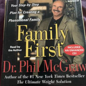 Family First by Dr Phil Audio CDs for Sale in Modesto, CA