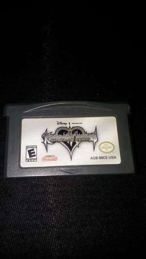 Kingdom Hearts: Chain of Memories - Gameboy Advance for Sale in Issaquah, WA