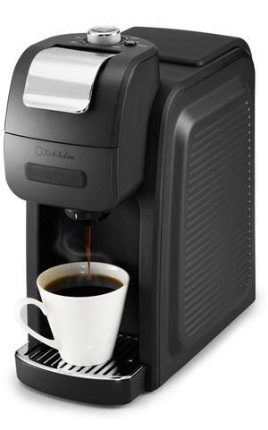 KITCHEN Coffee Maker, Single Serve Coffee Brewer, Quick Brewing Compact K-Cup Pod Coffee Machine with Removable Reservior, Black for Sale in Lehi, UT