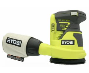 Ryobi P411 One+ 18 Volt 5 Inch Cordless Battery Operated Random Orbit Power Sa.. for Sale in St. Petersburg, FL