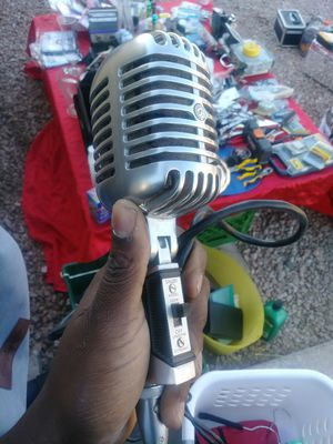 Shure 555w microphone for Sale in US