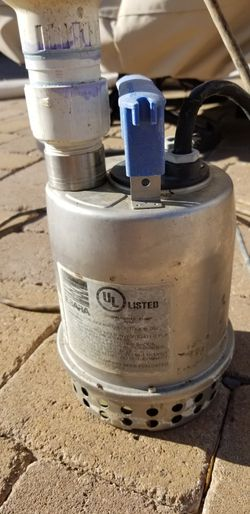 Pond Fountain Pump for Sale in Oracle,  AZ