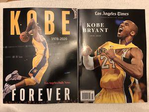 "Kobe ""The Black Mamba"" Bryant / L.A. Times Magazines for Sale in Artesia, CA"