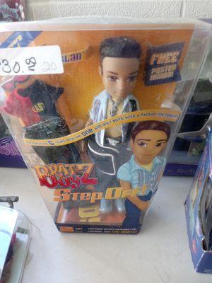 Bratz Boys Step Off doll for Sale in Norfolk, VA