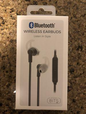 BITS Wireless Earbuds for Sale in Boston, MA