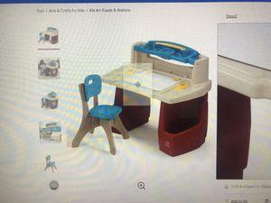 Step 2 Deluxe Art Master desk kids Art Table for Sale in Glendale, AZ