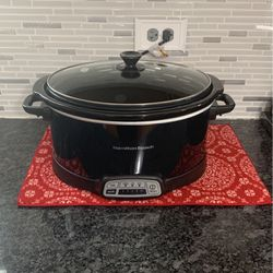 Crock Pot (Hamilton beach ) for Sale in Plainfield,  IL