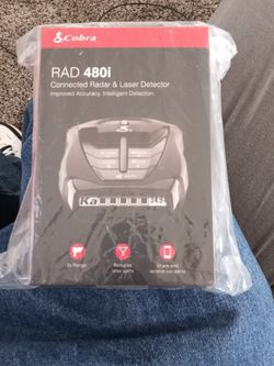 COBRA RAD 480i for Sale in Victorville,  CA
