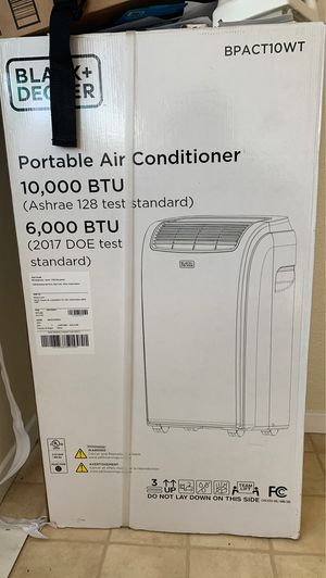 Portable Ac and heating unit never opened for Sale in Highland, CA
