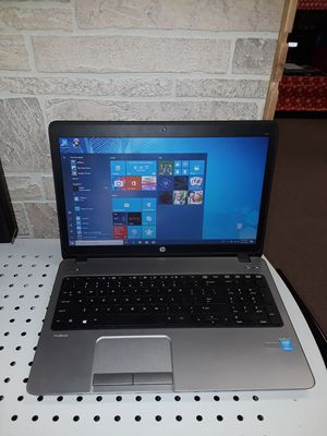 HP PROBOOK 450 G1 BUSINESS LAPTOP 500GB HDD+WIFI+HDMI , for Sale in Fort Worth, TX