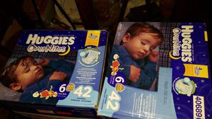 HUGGIES OverNites $18 each, northwest after 4 pm for Sale in Cedar Park, TX