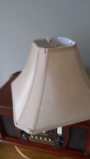 "LARGE LAMP SHADE 16"" ACROSS 12""H for Sale in IL, US"