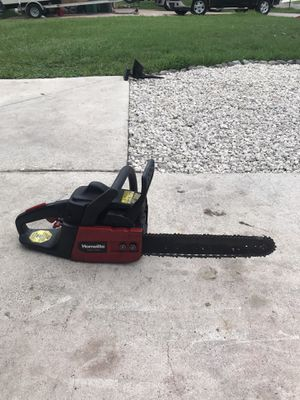 Homelite chainsaw for Sale in Port St. Lucie, FL