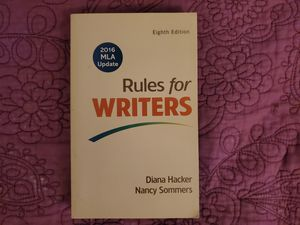 Rules for Writers for Sale in Altadena, CA