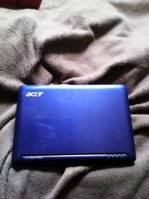 Acer aspire one notebook for Sale in Bend, OR