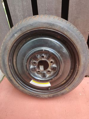 Standard Nissan spare tire with rim for Sale in Margate, FL
