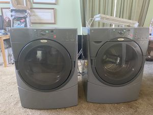 whirlpool washer and gas dryer for Sale in Salinas, CA