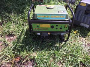 Portable 2000 Watts Generator [Brand: Sportsman] || Only Need Carb Cleaned for Sale in Miami, FL