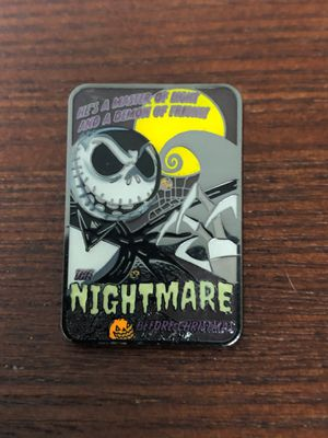 Nightmare Before Christmas DISNEY PIN for Sale in Davenport, FL