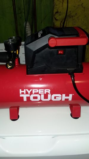Hyper tough air compressor for Sale in Columbus, OH