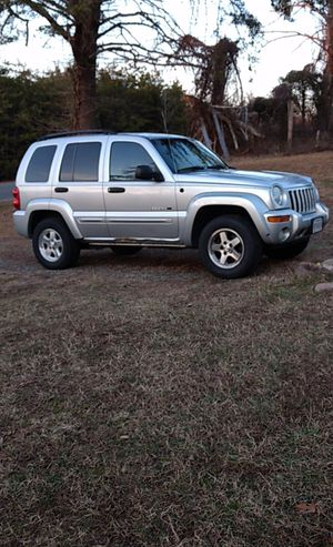 2002 Jeep liberty for Sale in Crystal Hill, VA