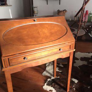 Vintage Secretary Desk for Sale in Fort Lauderdale, FL