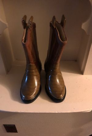 Stone Creek Cowboy Rain Boots for Sale in Channelview, TX