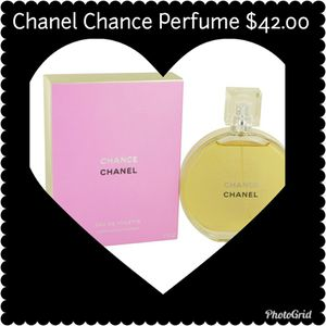 Lady Chanel Chance Perfume for Sale in Lithonia, GA