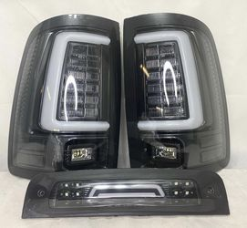 Black Dodge Ram Taillights for Sale in Los Angeles,  CA