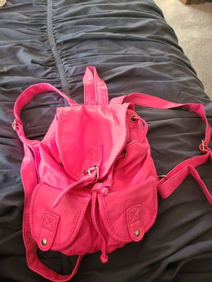 Claire's small pink backpack for Sale in Aurora, CO